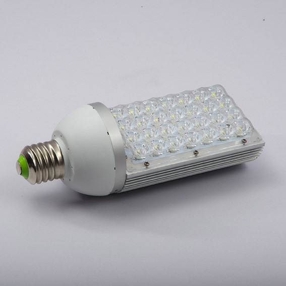 2015 Free Shipping:4pcs/lot 28w Led Street Light With E27,e39/40 Base ,rotation 360 Degress,ac85-265v Input Voltage,ce Rohs. free shipping 1pcs lot 42wled street light e26 27 e39 40 led base rotation 360 degress ac85 265v input voltage ip54 ce rohs