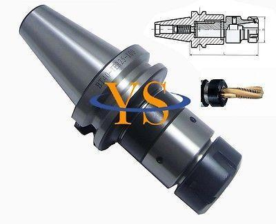 ФОТО New BT40 TER 25 Floating  TER Tapping Collet Chuck Holder CNC Milling tool
