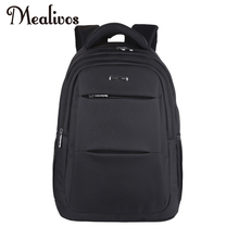 2017 Mealivos Brand waterproof 16inch laptop backpack men backpacks for teenage girls summer bag women