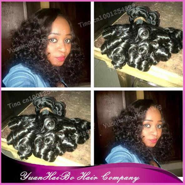 Large Stock 7a 1b 100 Funmi Hair Weave Virgin Peruvian Russian Bouncy Curls For Nigeria Women 3pcs Lot Free Shipping Curl Hair Straight Iron Curl Clipscurl Short Hair Curling Iron Aliexpress