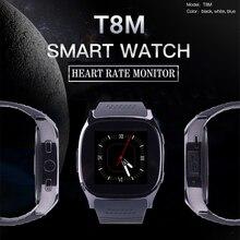 T8M Blood pressure Heart Rate Smart Watch Support Tracker  Bluetooth Watch Music Multifunction Smart watch for Android IOS цена в Москве и Питере
