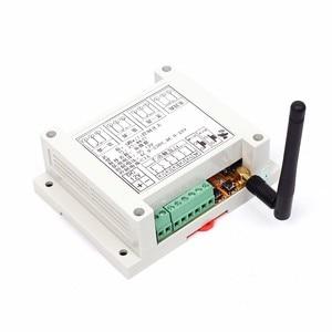 Image 2 - DC 9 38 V/AC 110 V 230 V Wifi Relais Schalter Multi Kanal Handy fernbedienung Netzwerk Modul Antenne Wireless Smart Home