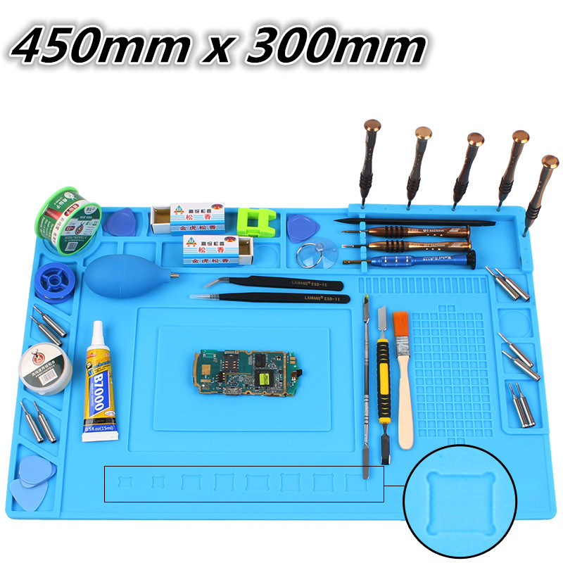 Repair Tool Repair Insulation pad Repair workbench pad