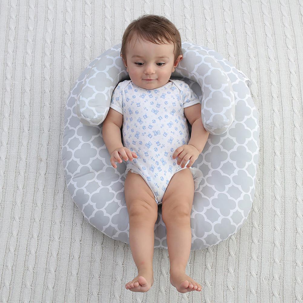 Portable doux bébé tapis de couchage oreiller nouveau-né jouer jeu tapis couverture de voyage