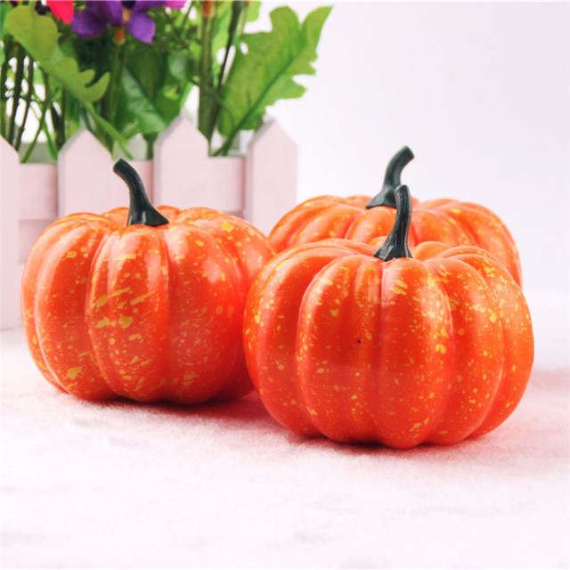Decorative Halloween Pumpkin