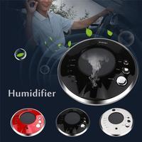 Car Air Purifier Car Humidifier Car Oxygen Bar Ultrasonic Solar Power Aromatherapy Machine for Auto Vehicle Home