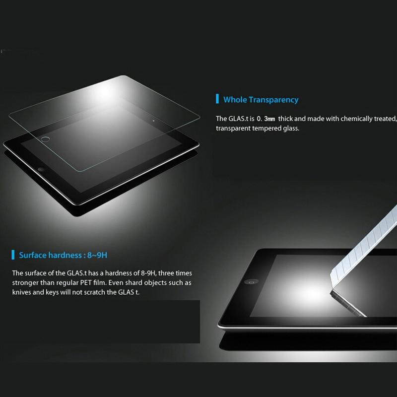 FENGHEMEI Tempered Glass Untuk iPad 2017 2018 9.7 Pelindung Untuk - Aksesori telefon bimbit dan bahagian - Foto 4