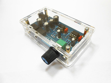 Single Power Supply Portable HIFI Headphone Amplifier PCB AMP DIY Kit for DA47 Earphone Accessories Electronic Parts