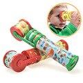 Rotativa Caleidoscópios Crianças Melhores Presentes Coloridos Mundo Preschool Educacional Developmental Brinquedos Interessantes 2016 Nova Chegada