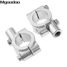 2Pc 10MM Thread Motorcycle 7/8