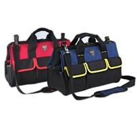 Thicken Oxford Multi Funtional Toolkit Organizer Hardware Tool Bag Carry Belt