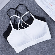 Women Brassiere Sexy Lace Bra Prevent Exposed Wrapped Chest Underwear for Females Weave Bras Safety Low Cut