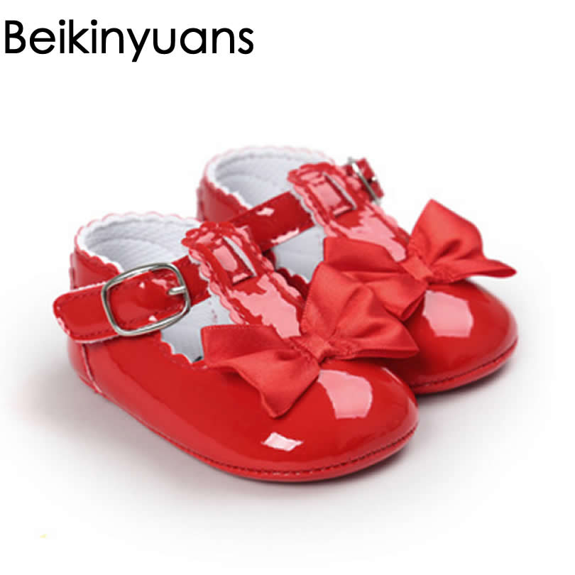 New Baby Girls Shoes Cute Fashion Prince