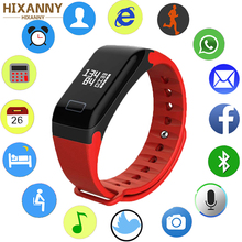 Smart Bracelet Watch IP67 Blood Pressure Heart Rate Monitor Activity Fitness Tracker Pedometer for Andriod IOS PK M3Plus Y5 цена