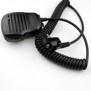 Image 3 - 10 قطعة الكتف رئيس ميكروفون ل فيرتكس ستاندرد VX210 VX228 VX230 VX298 VX300 VX350 VX351 VX354 VX400 VX410 اتجاهين راديو