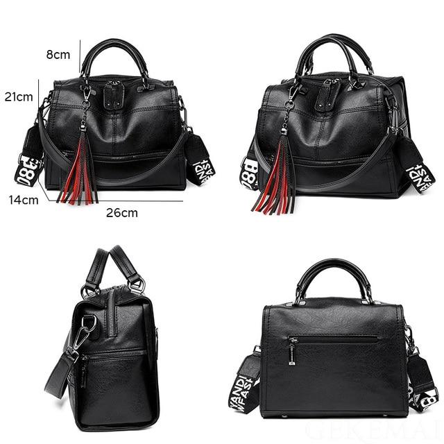 Colored Strap Luxury Handbags  3