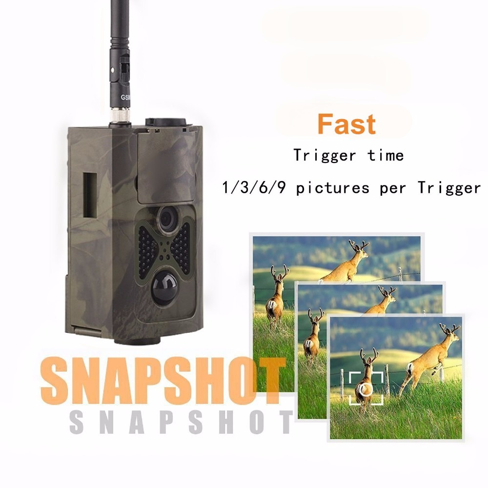 Hunting Camera HC-500M Infrared Photo Trap Digital Trail Camera HC500m Hunting Camera with 48pcs Night Vision Infrared LEDs cam (18)