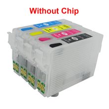 T2971 T2962 T2963 T2964 Refillable Ink Cartridge For Epson XP231 XP431 XP241 XP-431 XP-231 XP-241 Without  chip