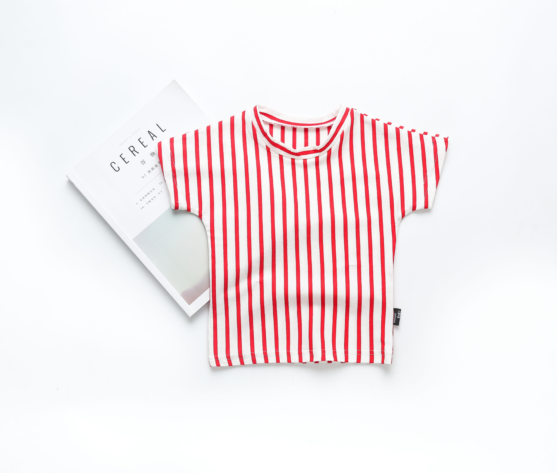 0ddd7a1d7ea Boys Summer Clothes Children Red and White Striped T Shirts 2018 Brand Tee  Shirt Fille Cotton Tops Kids Clothing Baby Boy Shirts