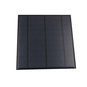 Image 3 - 5V 4.2W 840mA panneau solaire Portable Mini Sunpower bricolage Module panneau système pour lampe solaire batterie jouets téléphone chargeur cellules solaires