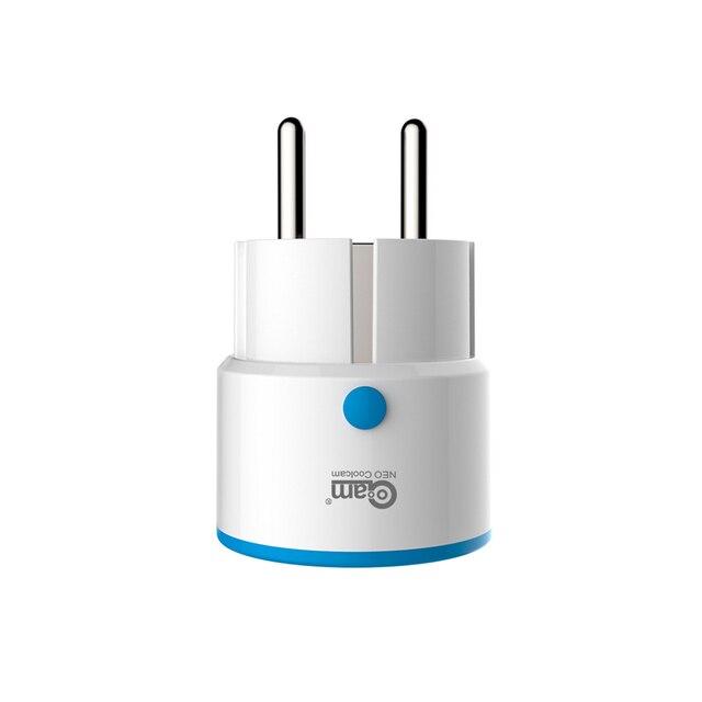 NEO COOLCAM NAS-WR01ZE Z-wave  EU Smart Power Plug Socket  Home Automation Alarm System home