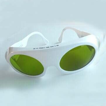 YAG 1064nm laser safety glasses O.D 5+ CE certified 808nm 1064nm and 10600nm laser safety glasses high transmittance 65% o d 5 6