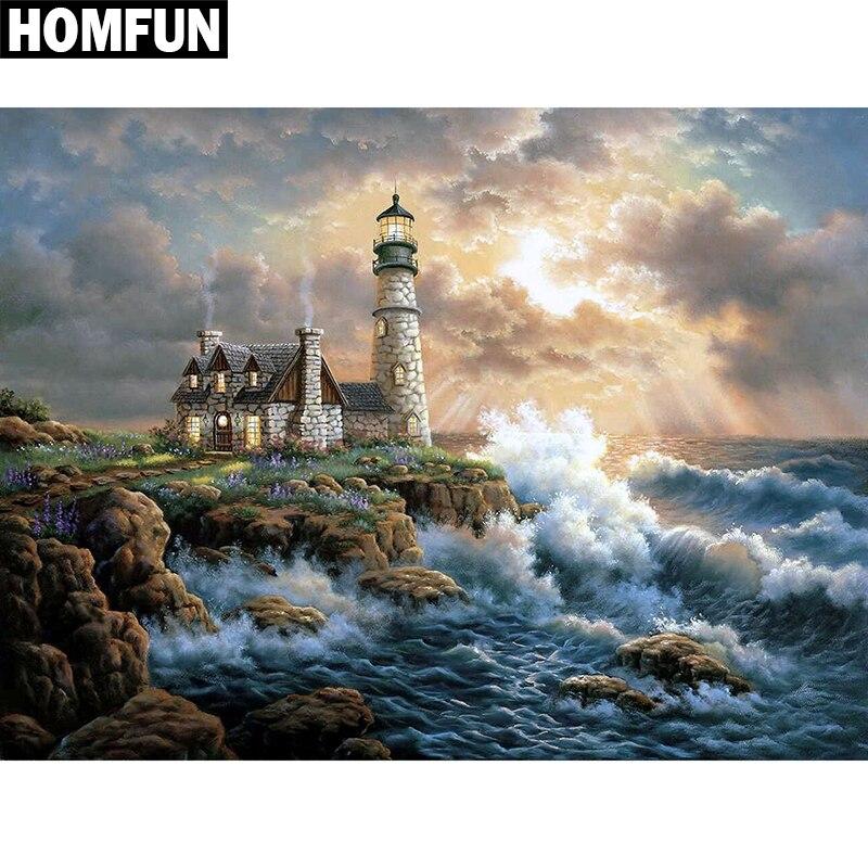 A06073        Ocean Lighthouse