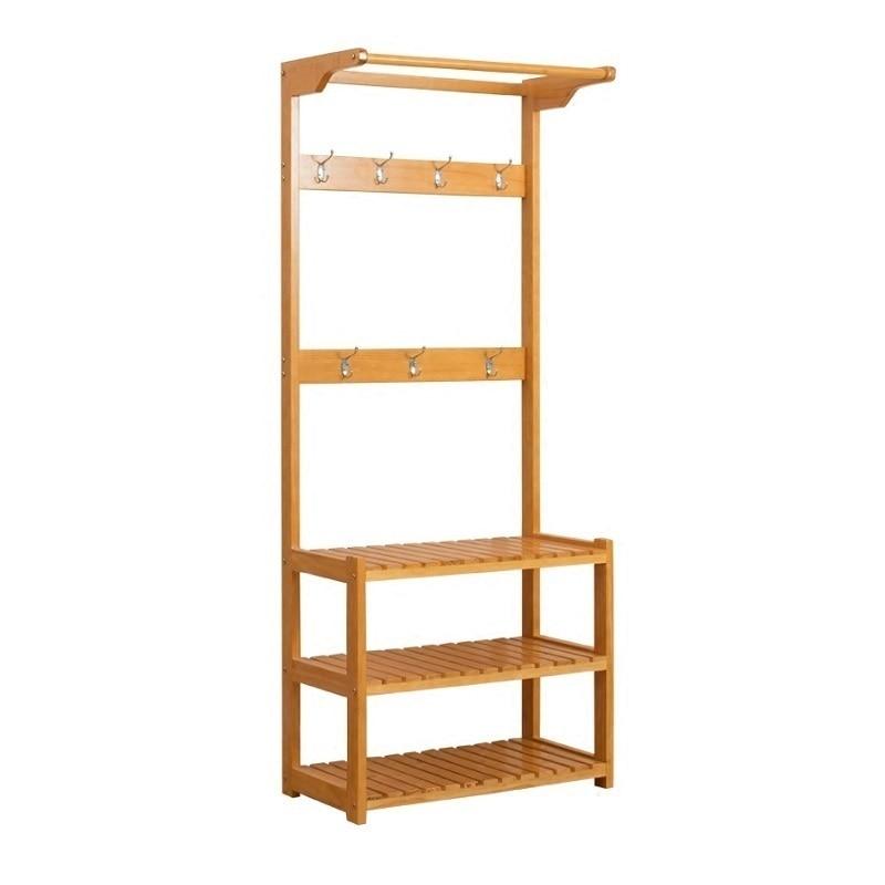 Ropa Wieszaki Na Ubrania Colgador Perchero Pared Percha Kleerhanger Hat Wooden Cintre Cabide Wieszak Clothes Clothing Rack Stand