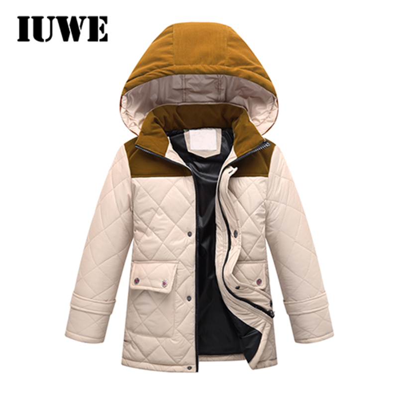 Winter jackets for Boys Warm Waterproof Windproof Hooded Cotton Double-deck Thicken Sports Clothing Children Outerwear Jacket casual 2016 winter jacket for boys warm jackets coats outerwears thick hooded down cotto