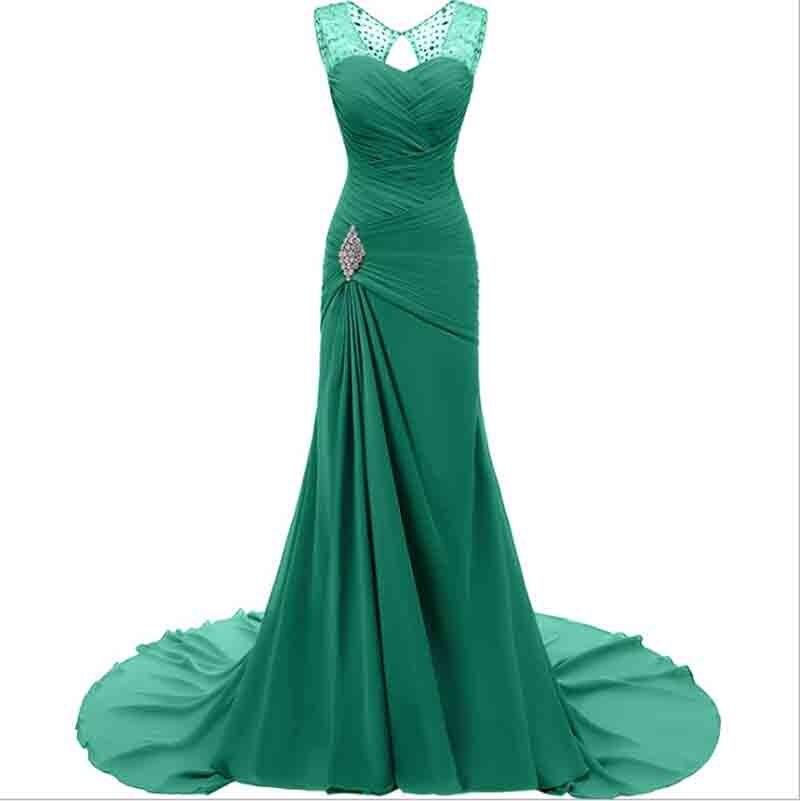 26 couleurs luxe soirée robe de soirée col carré sans manches gaine longue Maxi robe cadeau d'anniversaire pour les femmes grande taille 2-26 W