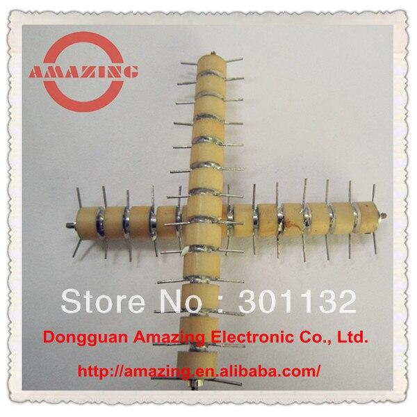 10kv 250pf High Voltage Stack Ceramic Capacitor In