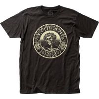Authentic Grateful Dead GLOW in Dark Glowing Skeleton Skull Roses Soft T shirt