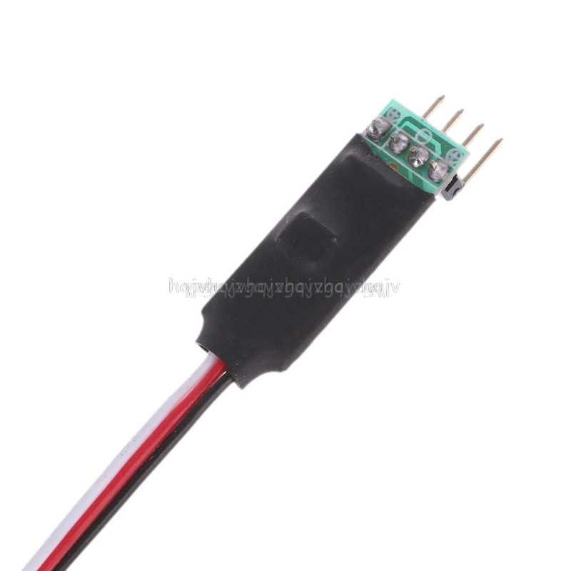Nieuwe LED Licht Schakelaar Systeem Extension Wire Voor 3CH RC Auto My29 19 Dropship