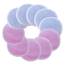 10/15Pcs Reusable Make Up Remover Pads Washable Bamboo Cotton Cloth Puff Face/Eye/Lip Clean Facial Skin Care With Laundry Bag 10 15 pcs reusable make up remover pads washing bamboo cats duck page day face eye lip clean facial care with waszak