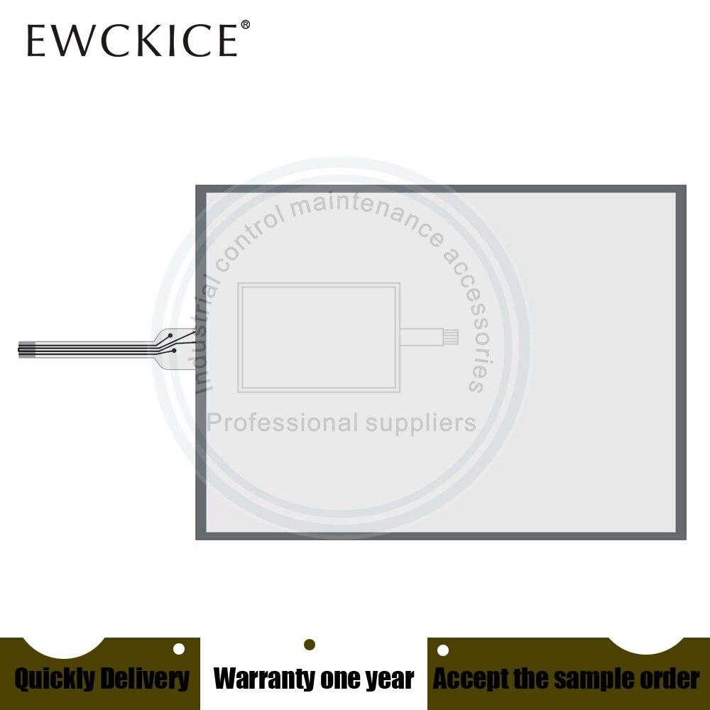 Nouveau QST-121A075H QST 121A075H QST121A075H HMI PLC écran tactile panneau membrane écran tactile