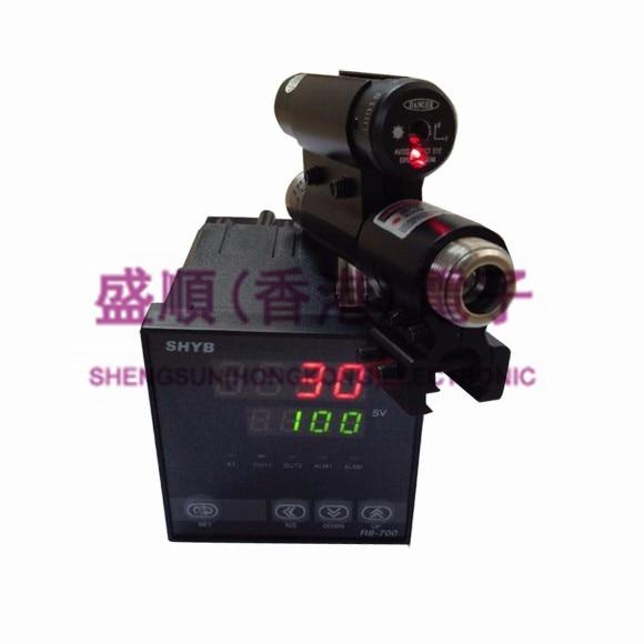 Free shipping  Infrared laser sight sensor Infrared temperature sensor  0-1000 degree