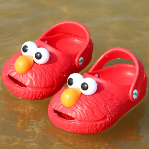 Image 2 - Summer Kids Slippers Shoes Boys Cave Shoes Indoor Casual Non slip Slippers Children Girls Beach Shoes Slippers