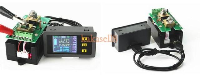 dc 120v 200a combo meter wireless voltage current kwh watt power rh aliexpress com