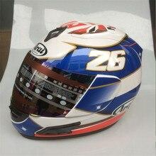Арай RX-7X Новый Le шлем мотоциклетный шлем RX-7 ЕС/CORSAIR-X нам iom TT полный Уход за кожей лица motocoss Гонки шлем остров человека, capacete