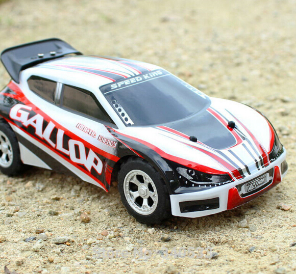 RC Car Top Speed 25KM/H New WLtoys WL A989 1:24 4Channels 2.4GHz Remote Control RC Car Super Power High Quality RC Toy Car