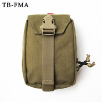 TB FMA Tactical First Aid Pouch Molle Kit Medical Bag Military Utility Pouches Paintball EDC Bag for Skirmish Airsoft Free Ship