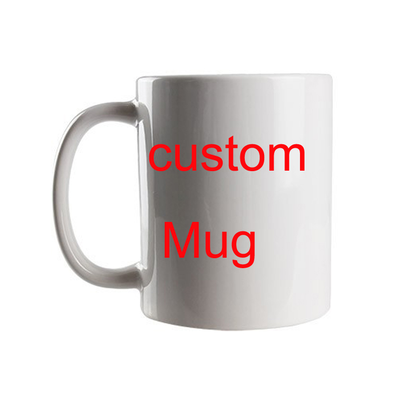 Custom Mug Design Coffee Mugs Tea Beer Mug White Water