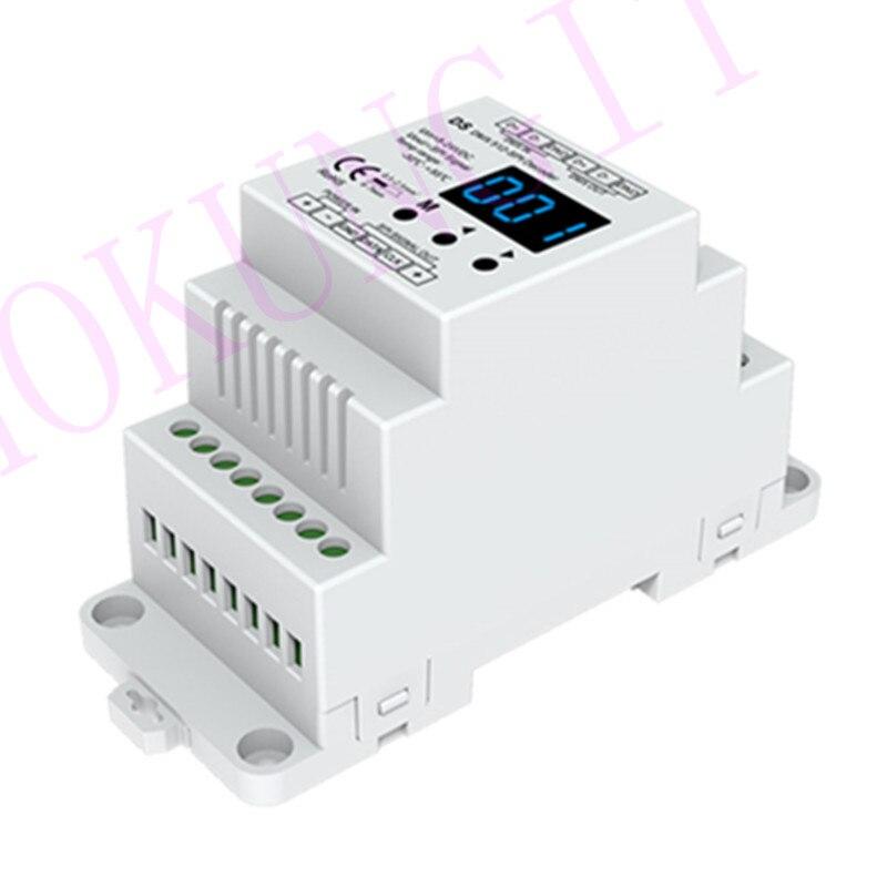 1024 Dots DMX To SPI Converter DS SPI Decoder Multiple IC Universal Engineering Decoders DMX512 Decoder Support 6803/2811/2812IC