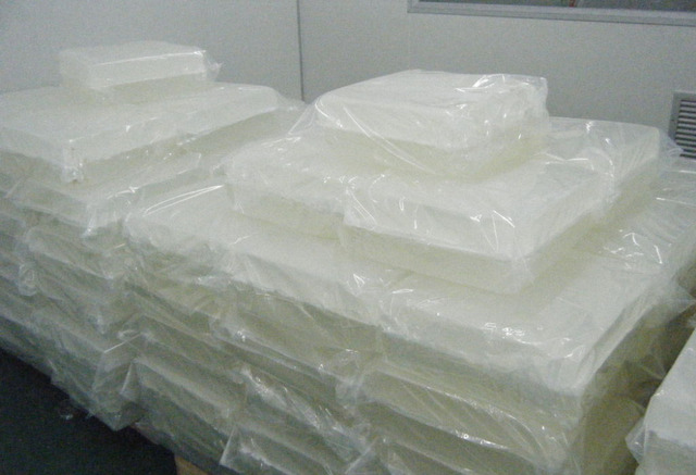 ZANABILI 1KG=1pc High Quality Transparent Soap Base DIY Handmade Soap Raw Materials...