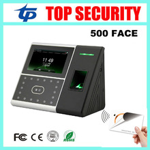 Good quality high speed face time attendance with fingerprint and RFID card reader door access control system iface302