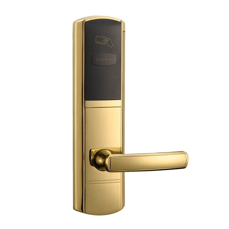 L S Digital Card Lock Electronic Door Lock For Home Hotel
