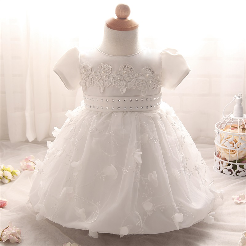 Compare Prices on White Newborn Dresses- Online Shopping/Buy Low ...