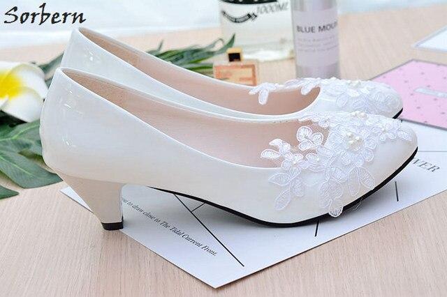 Sorbern-chaussures de soirée pour femmes, chaussures pointues à talons bas, chaussures de mariage à talons bloc de 4.5Cm/8Cm, automne et printemps