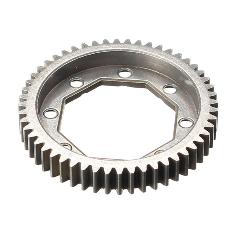 1pc High Quality Metal Spur Gear 52T For JLB Racing CHEETAH 1/10 Brushless RC Car märklin katalog spur z