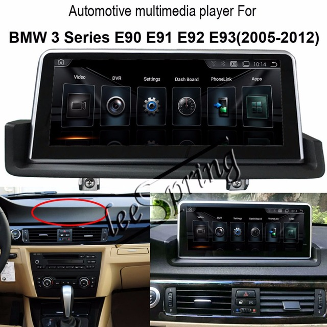 "Italian Car Brands >> 10.25""Android 4.4 Car Multi Media video Player for BMW 3 Series E90 E91 E92 E93 (2005 2012) GPS ..."